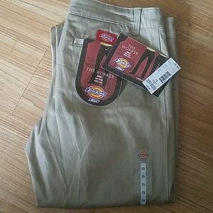DICKIES Women's MID RISE BOOT CUT Pants, Size 13